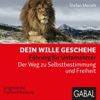 Dein Wille geschehe (MP3-Download)