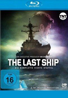 The Last Ship - Staffel 4 - 2 Disc Bluray - Dane,Eric/Baldwin,Adam/Neitling,Marissa