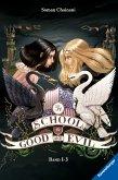 Es kann nur eine geben & Eine Welt ohne Prinzen & Und wenn sie nicht gestorben sind / The School for Good and Evil Bd.1-3 (eBook, ePUB)