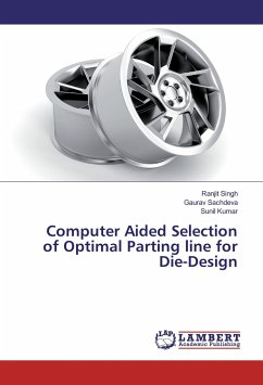 Computer Aided Selection of Optimal Parting line for Die-Design