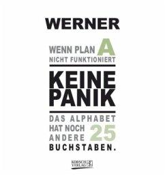 Namenskalender Werner