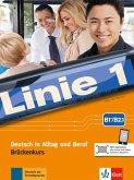 Linie 1 B1+/B2.1. Kurs- und Übungsbuch Teil 1 mit Audios und Videos