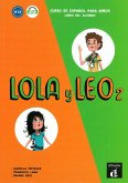 Lola y Leo 2. Libro del alumno + MP3 descargable