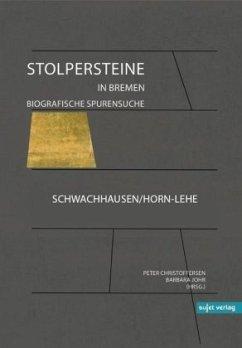 Stolpersteine in Bremen