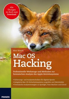Mac OS Hacking (eBook, PDF) - Brandt, Marc
