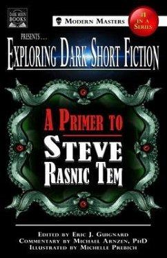 Exploring Dark Short Fiction #1