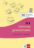 Caminos gramaticales A1. Heft mit Audios für Smartphone/Tablet