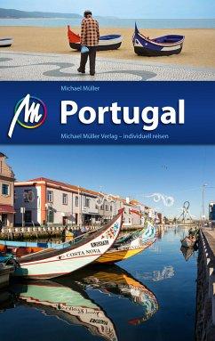 Portugal Reiseführer Michael Müller Verlag (eBook, ePUB) - Müller, Michael