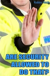 9788826402284 - Robbie Webb: Are Security Allowed To Do That? (eBook, ePUB) - Libro