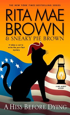 A Hiss Before Dying - Brown, Rita Mae; Brown, Sneaky Pie