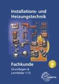Fachkunde Installations- und Heizungstechnik