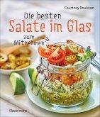 Die besten Salate im Glas zum Mitnehmen (Mängelexemplar)
