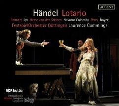 Lotario Hwv 26 (Live-Aufn.)