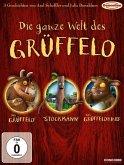 Die ganze Welt des Grüffelo (3 DVDs)