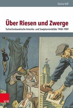 Über Riesen und Zwerge (eBook, PDF) - Volf, Darina