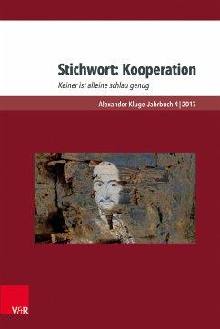 Stichwort: Kooperation (eBook, PDF)