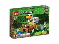LEGO® Minecraft 21140 Hühnerstall