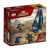 LEGO® Marvel Super Heroes 76101 Outrider Dropship-Angriff