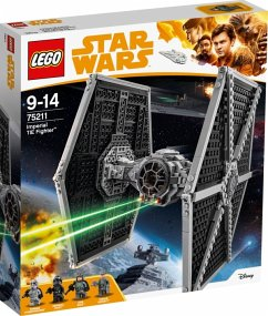 LEGO® Star Wars 75211 - Imperial TIE Fighter