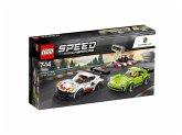 LEGO® Speed Champions 75888 Porsche 911 RSR und 911 Turbo 3.0