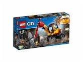 LEGO® City Bergbau 60185 Bergbau Power-Spalter