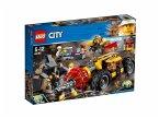 LEGO® City 60186 Bohrgerät für den Bergbau