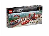LEGO® Speed Champions 75889 Ferrari Ultimative Garage