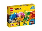LEGO® Classic 10712 LEGO® Bausteine-Set - Zahnräder