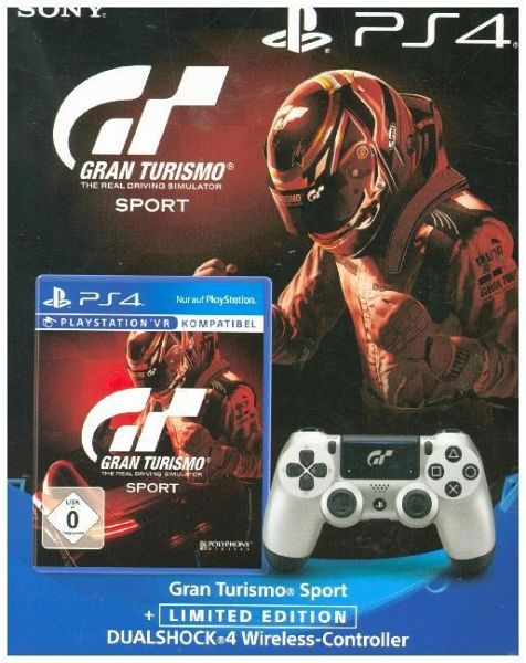 Sony PS4 Gran Turismo Sport inkl. Controller GT Sports