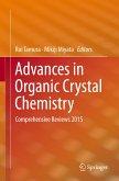 Advances in Organic Crystal Chemistry