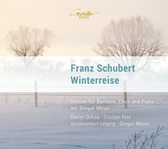 Winterreise Op.89-Version Für Bariton,Chor - Ochoa/Peix/Meyer/Vocalconsort Leipzig