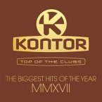 Kontor Top Of The Clubs-Biggest Hits Of Mmxvii