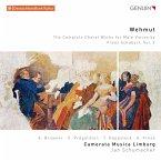 Wehmut-Werke Für Männerchor Vol.3