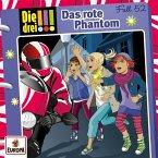 Das rote Phantom / Die drei Ausrufezeichen Bd.52 (1 Audio-CD)