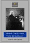 Dokumente über Franz Liszt
