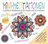 Mini Meditationen (Doppel-CD) - Geführte Meditationen für zwischendurch und zum Einschlafen. Für Kinder und Erwachsene