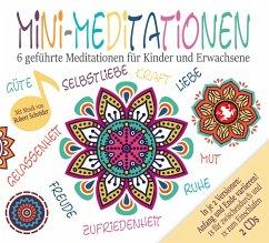 Mini Meditationen (Doppel-CD) - Geführte Medita...