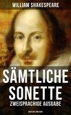 Sämtliche Sonette (Zweisprachige Ausgabe: Deutsch-Englisch) (eBook, ePUB)