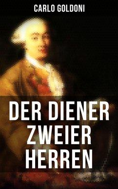 9788027215140 - Goldoni, Carlo: Der Diener zweier Herren (eBook, ePUB) - Kniha