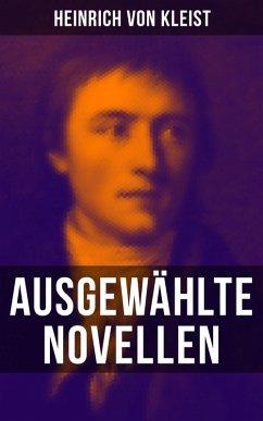 9788027215249 - von Kleist, Heinrich: Heinrich von Kleist: Ausgewählte Novellen (eBook, ePUB) - Kniha