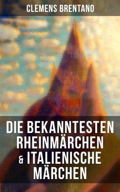 9788027215744 - Brentano, Clemens: Die bekanntesten Rheinmärchen & Italienische Märchen (eBook, ePUB) - Kniha