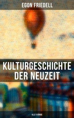 Kulturgeschichte der Neuzeit (Alle 5 Bände) (eBook, ePUB) - Friedell, Egon