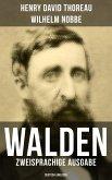 WALDEN (Zweisprachige Ausgabe: Deutsch-Englisch) (eBook, ePUB)