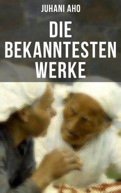 9788027215874 - Aho, Juhani: Die bekanntesten Werke von Juhani Aho (eBook, ePUB) - Kniha