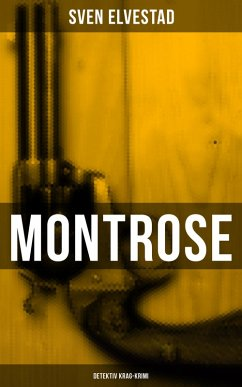 9788027215195 - Elvestad, Sven: Montrose: Detektiv Krag-Krimi (eBook, ePUB) - Kniha