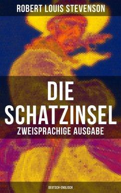 9788027215768 - Stevenson, Robert Louis: Die Schatzinsel (Zweisprachige Ausgabe: Deutsch-Englisch) (eBook, ePUB) - Kniha