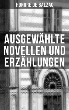 9788027215652 - de Balzac, Honoré: Ausgewählte Novellen und Erzählungen (eBook, ePUB) - Kniha