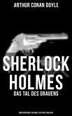Sherlock Holmes: Das Tal des Grauens (Zweisprachige Ausgabe: Deutsch-Englisch) (eBook, ePUB)