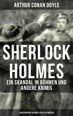 9788027215355 - Doyle, Arthur Conan: Sherlock Holmes: Ein Skandal in Böhmen und andere Krimis (Zweisprachige Ausgabe: Deutsch-Englisch) (eBook, ePUB) - Kniha