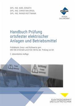 Handbuch Prüfung ortsfester elektrischer Anlage...